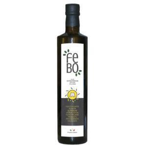 Olio Febo - Olio fruttato medio - Bottiglia da 750ml