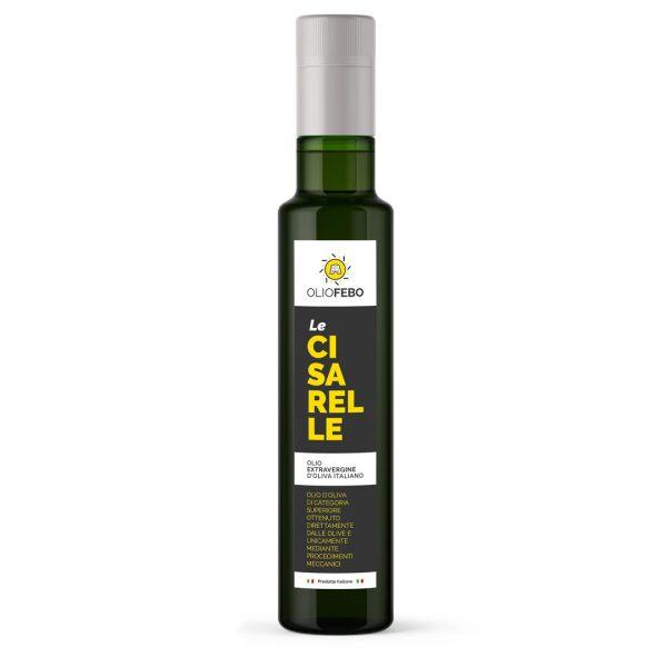 Olio <b>Febo</b> Le Cisarelle fruttato intenso 1