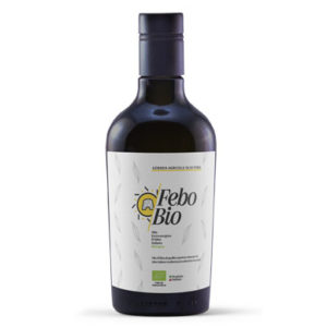 bottiglia olio febo