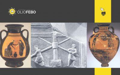 La storia dell'olio d'oliva / 1
